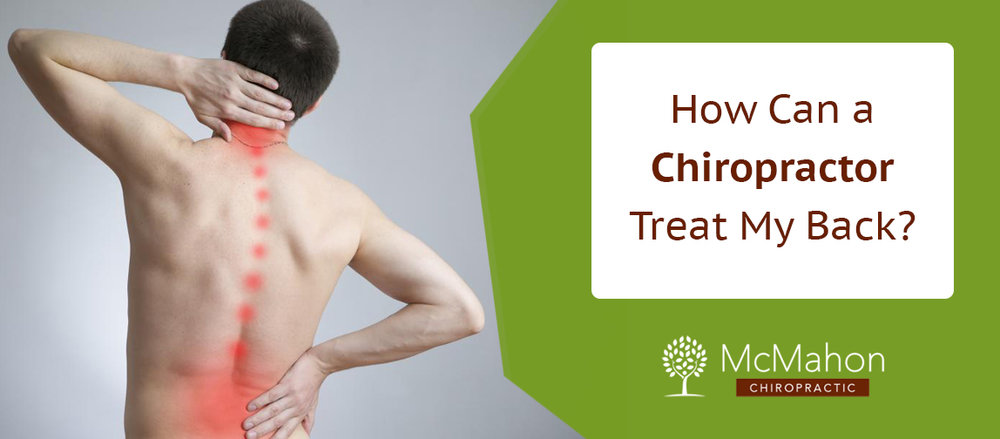 How can a chiropractor treat my back pain?