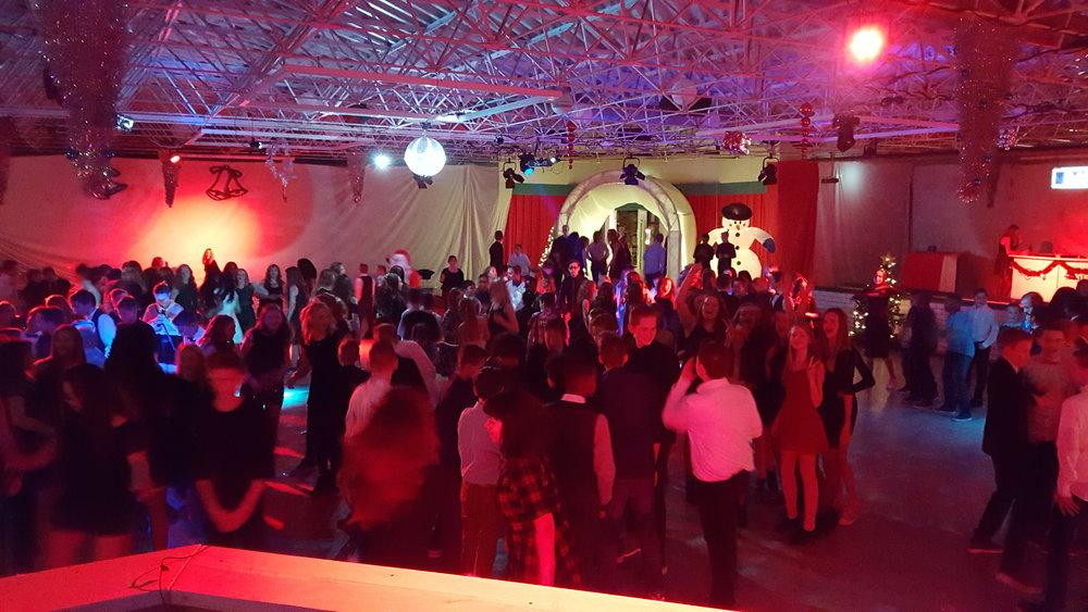 Kerstgala Scala - Where: Scala Molenwatering middelbare schoolWhen: December 2015