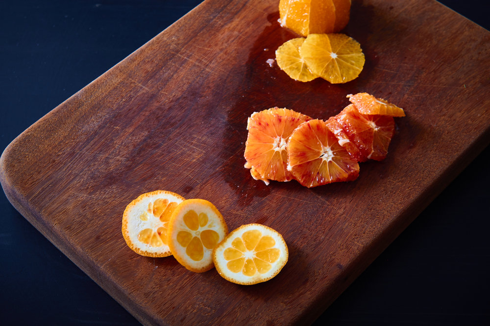 For Beautiful Salads, Fillet, Supreme or Slice your Oranges | In Carina's Kitchen