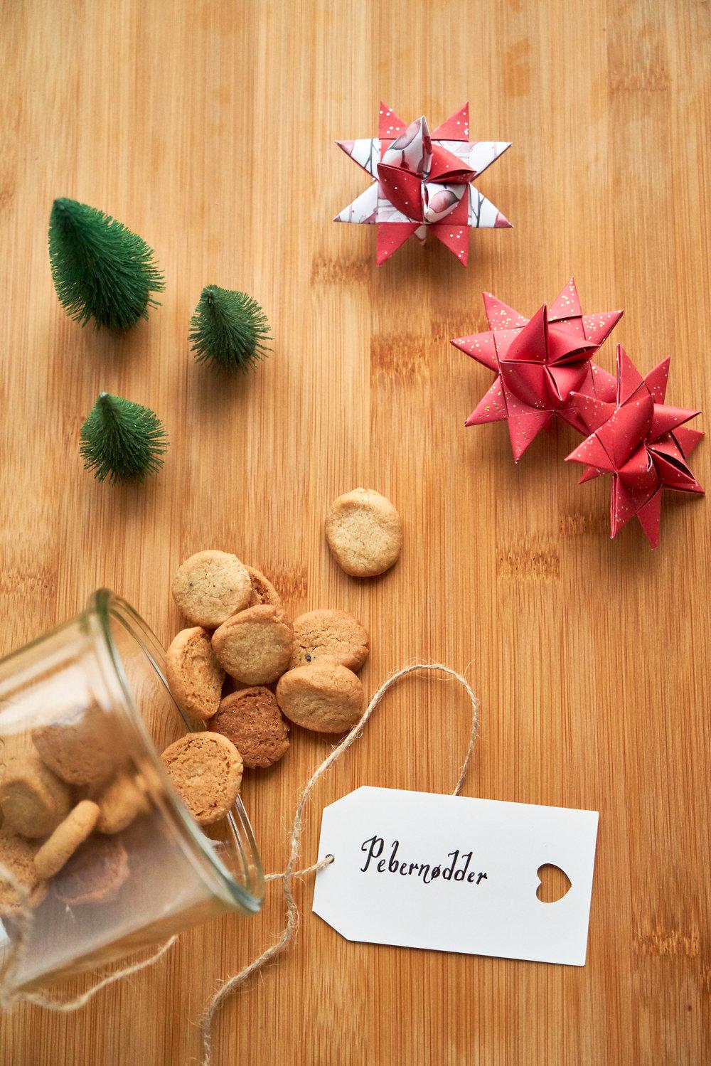 Peppernuts | Pebernødder a la Lagkagehuset | Danish Christmas Cookies | In Carina's Kitchen