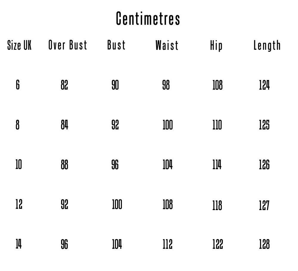Size Chart Maja Dress.jpg