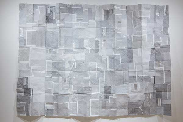 Granary Arts Jean Richardson Destination Unknown