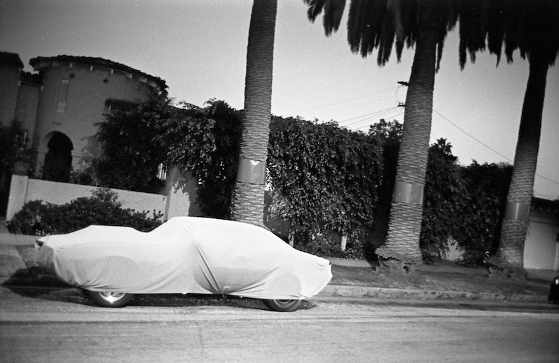 Granary Arts Todd Sanchioni The Covered Cars