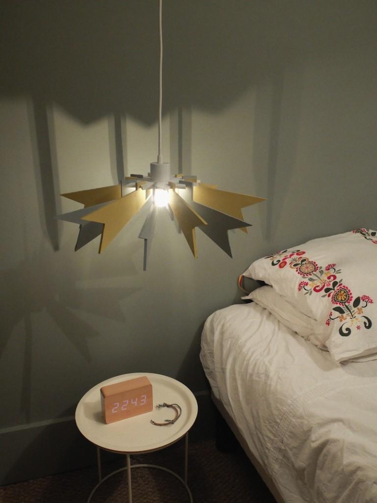 Julie Lansom - Copernic lamps