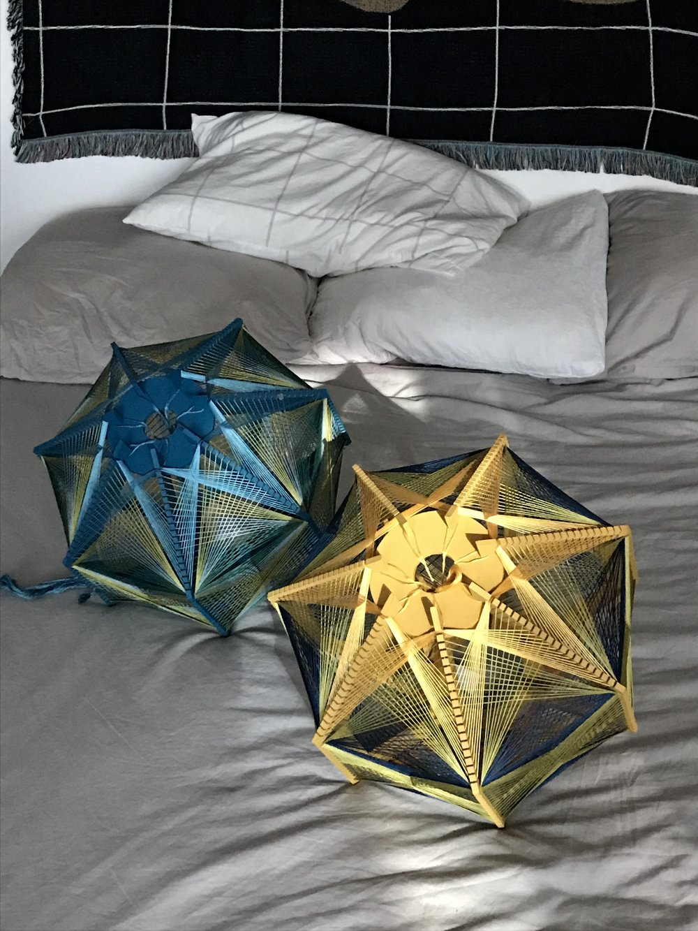 Sputniks 12 - h:35cm / d:40cm