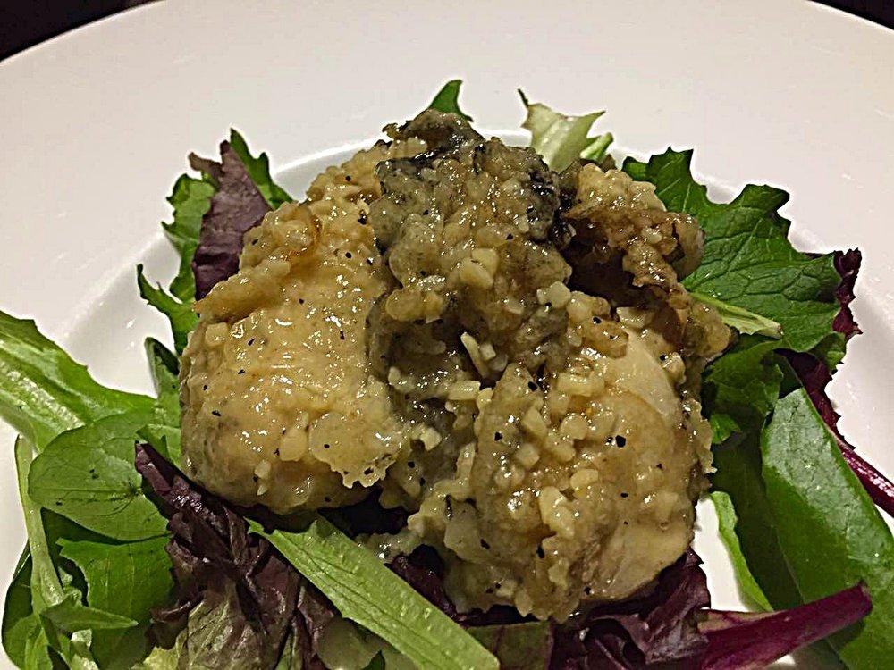 Garlic Oyster