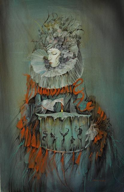 """""""La Maitresse De Céremonie"""""""
