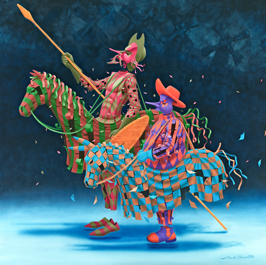 """Dom Quixote"""