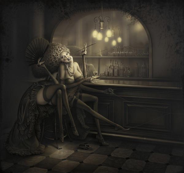 """Ida the Spider"""