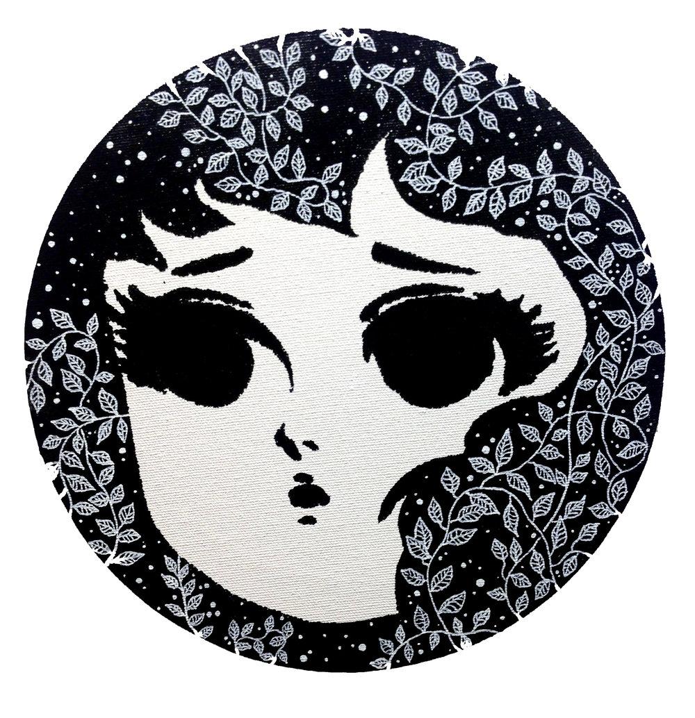 """Cosmic Girl #3"""