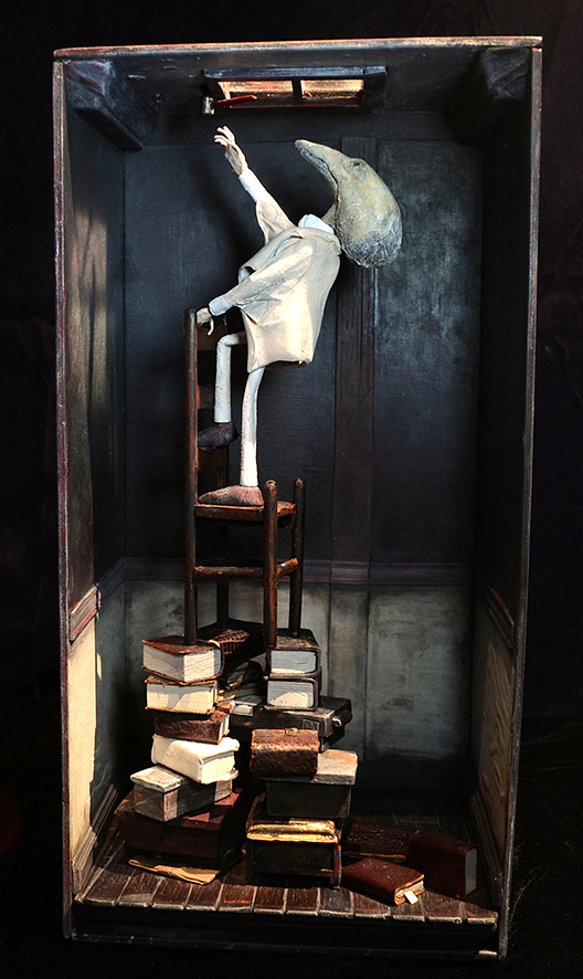 """The Ladder Back Chair (The Artifice of Hope)"""