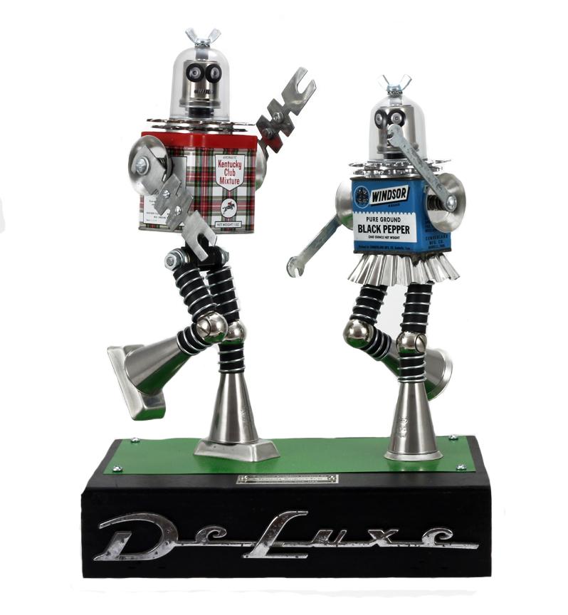 """""""Dancing Robots, Deluxe"""""""