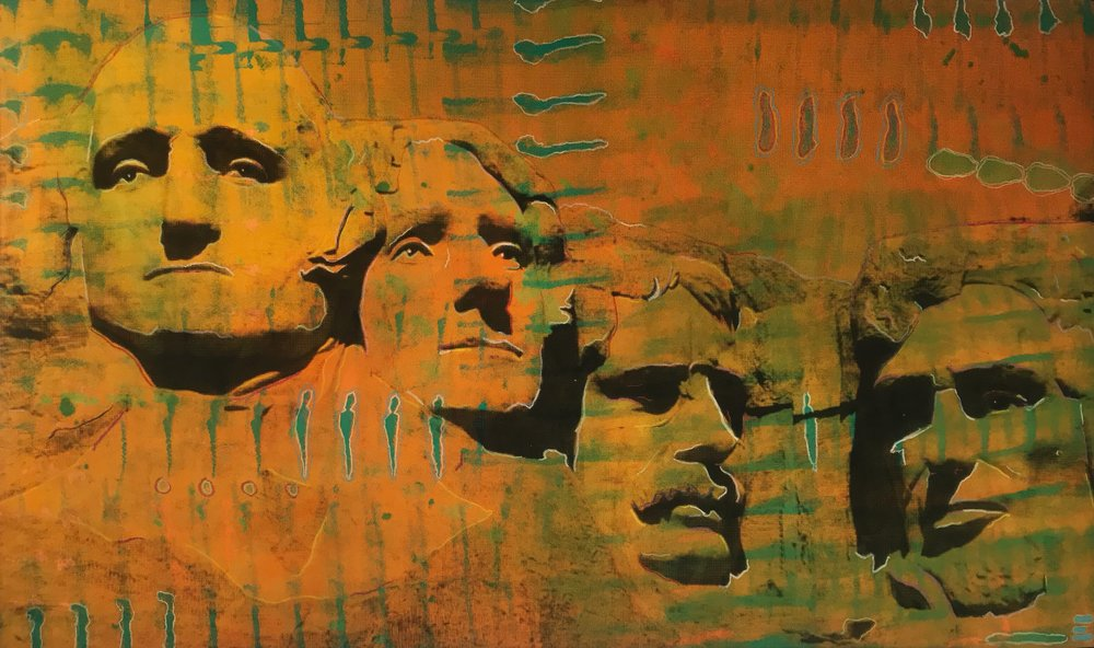 """Mount Rushmore"""