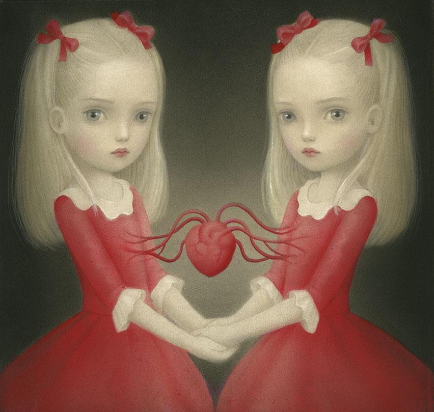 """Siamese Heart"""
