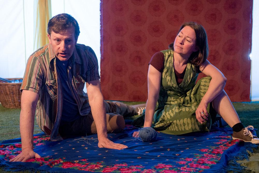Michael Harvey, Gwenllian Rhys