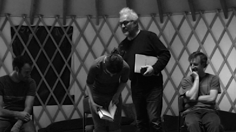 Peredur - Abbi directing