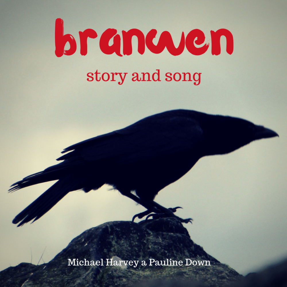 Welsh mythology at its most intense - A recording of one of the treasures of the Welsh oral tradition told by Michael Harvey with traditional songs reinterpreted by Pauline Down.Click on the image to go to the download page.