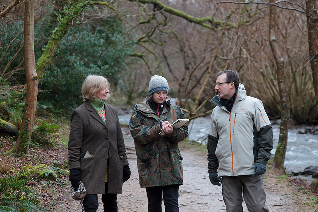 Planning a Mabinogi Storywalk to Heddon's Mouth