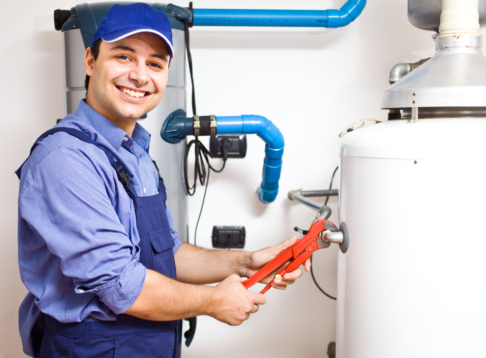 install tankless water heater in OKC