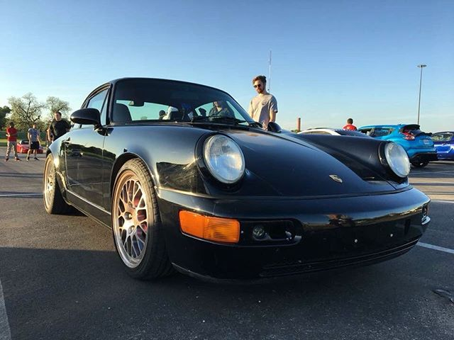 Coming next month, the first RWB build of 2018 will be coming out of Texas! I have been dying to do a documentary film on one of these for so long, and believe me it's going to be epic! @saslow_964's Porsche the way it sits in this photo, is going to look completely different in the coming weeks leading up to the build. So stay tuned for more photo updates up until the actual filming begins! Too hyped! @halcyonphoto @srodriguez92