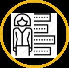Workforce Profiles icon