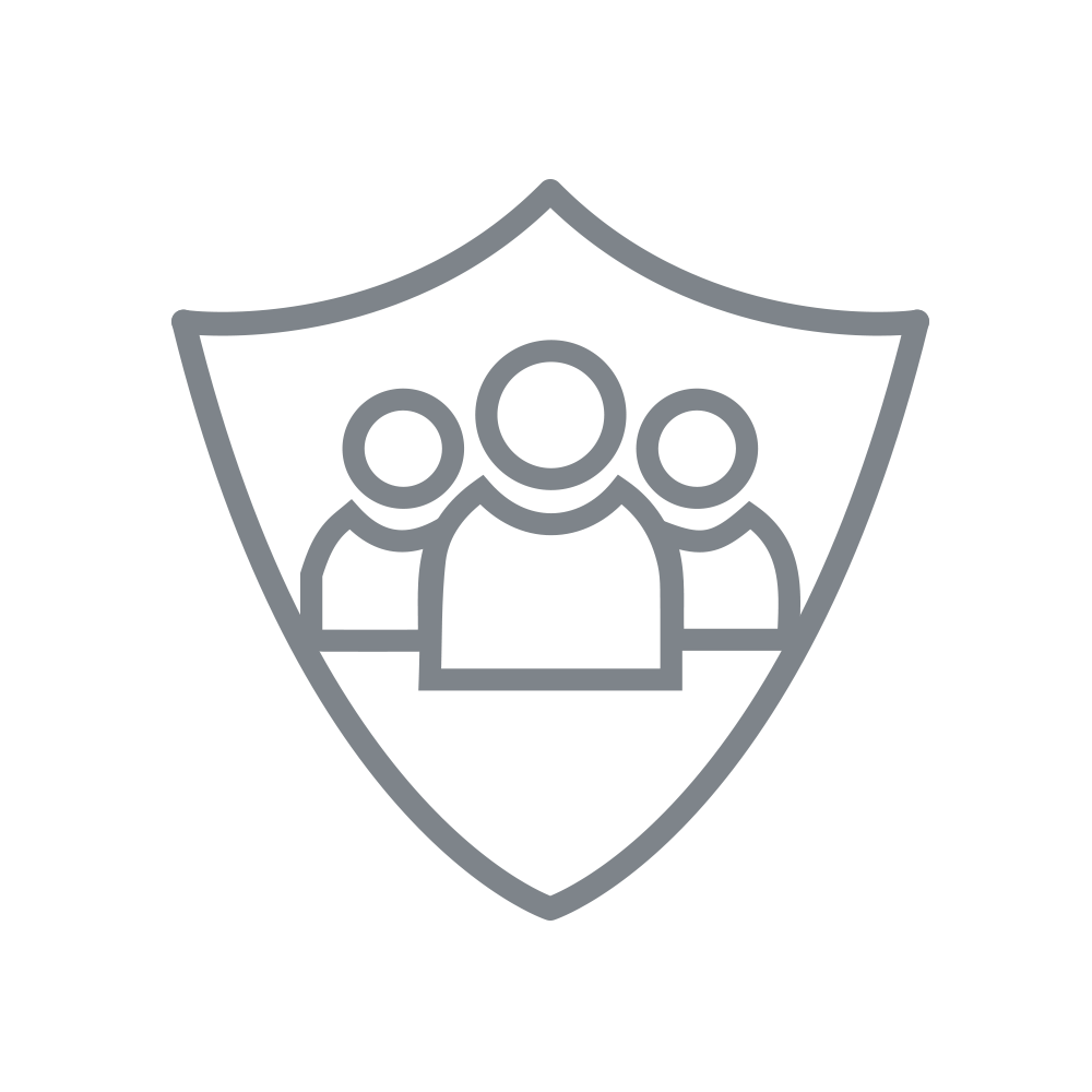 Personnel Security Processing icon