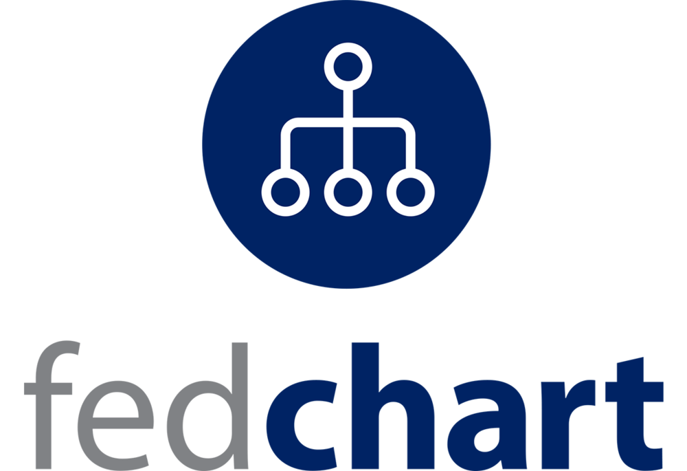 FedChart logo
