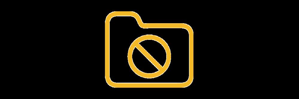 Anti-Harassment Icon