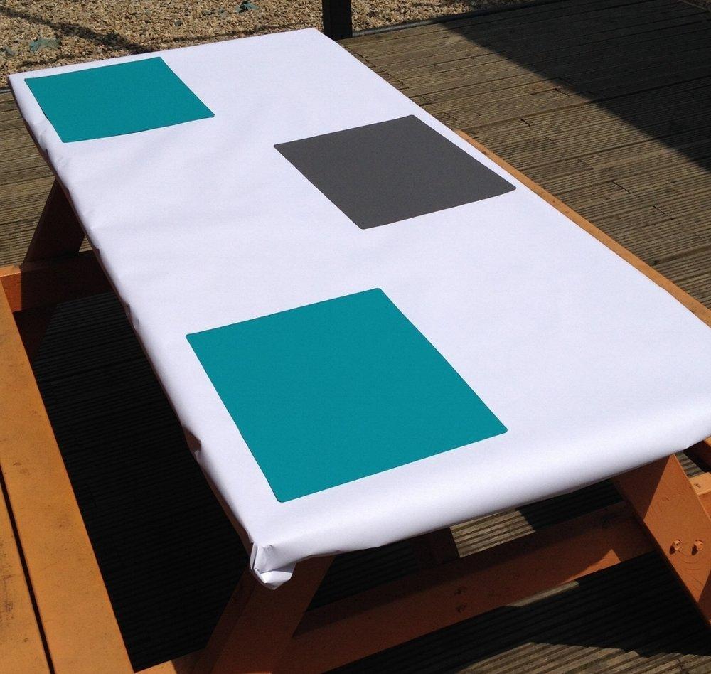 Bendable chopping board