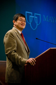 Dr. Winston Tan, MD  Hematology/Oncology, Mayo Clinic Judy Nicholson Kidney Cancer Foundation Board of Directors
