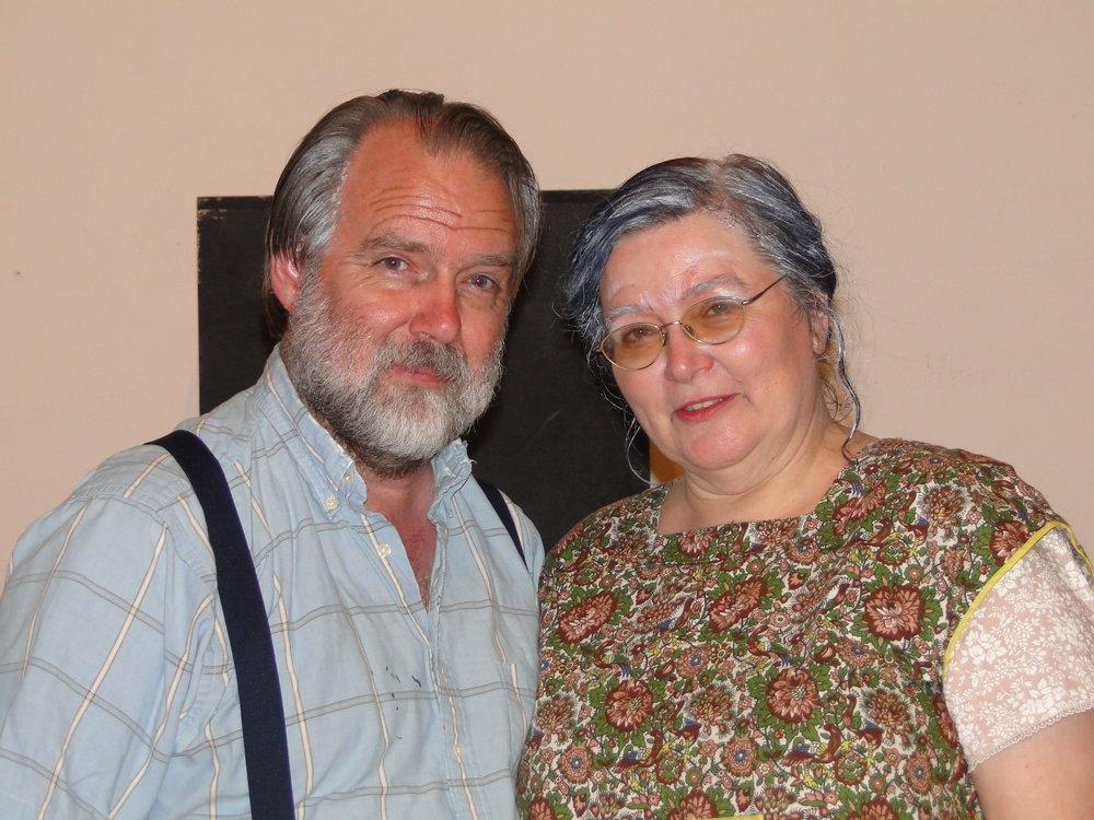 Pa and Ma Joad