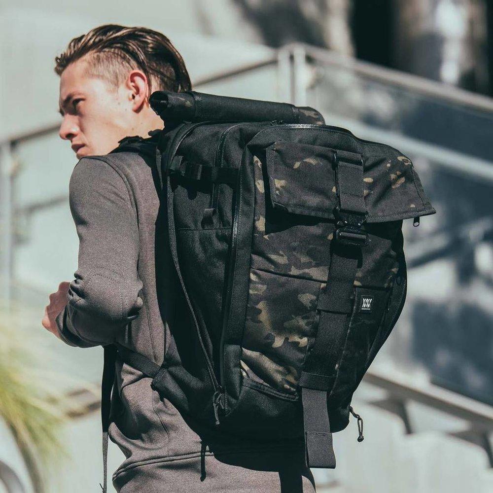 Mission Workshop The Rambler Camo Backpack
