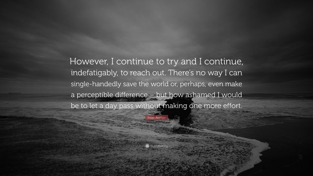Monday Motivation Change The World Quote