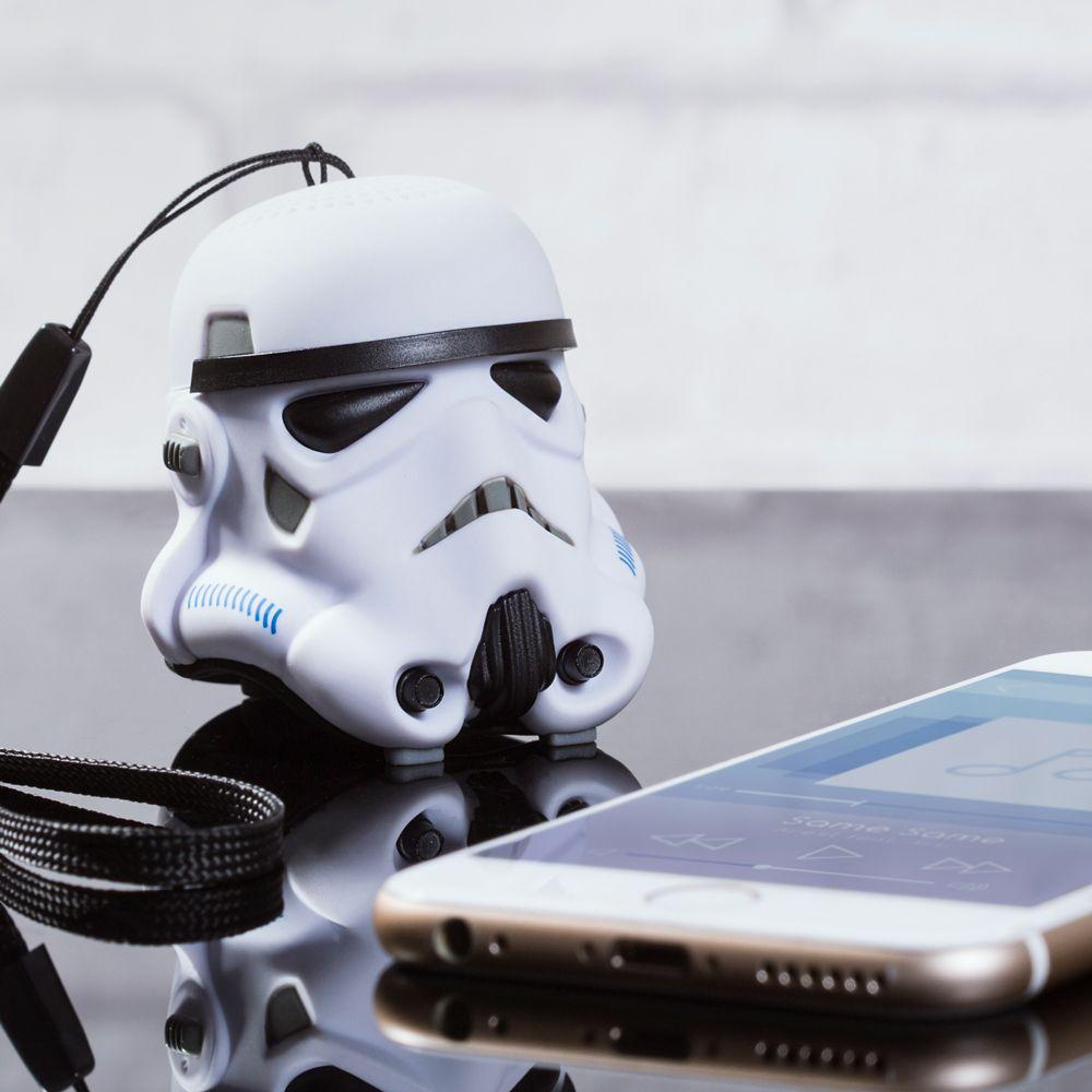 Mini Stormtrooper Bluetooth Speaker Star Wars