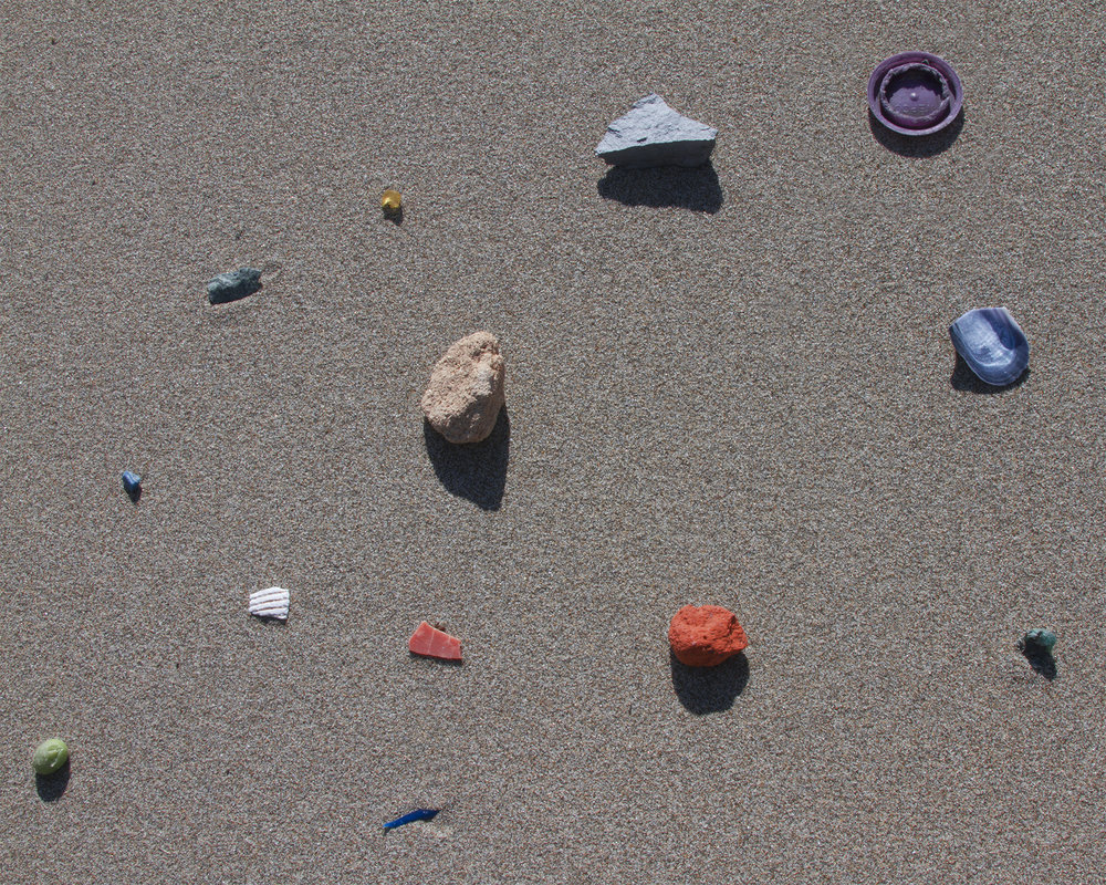 Beach Composition