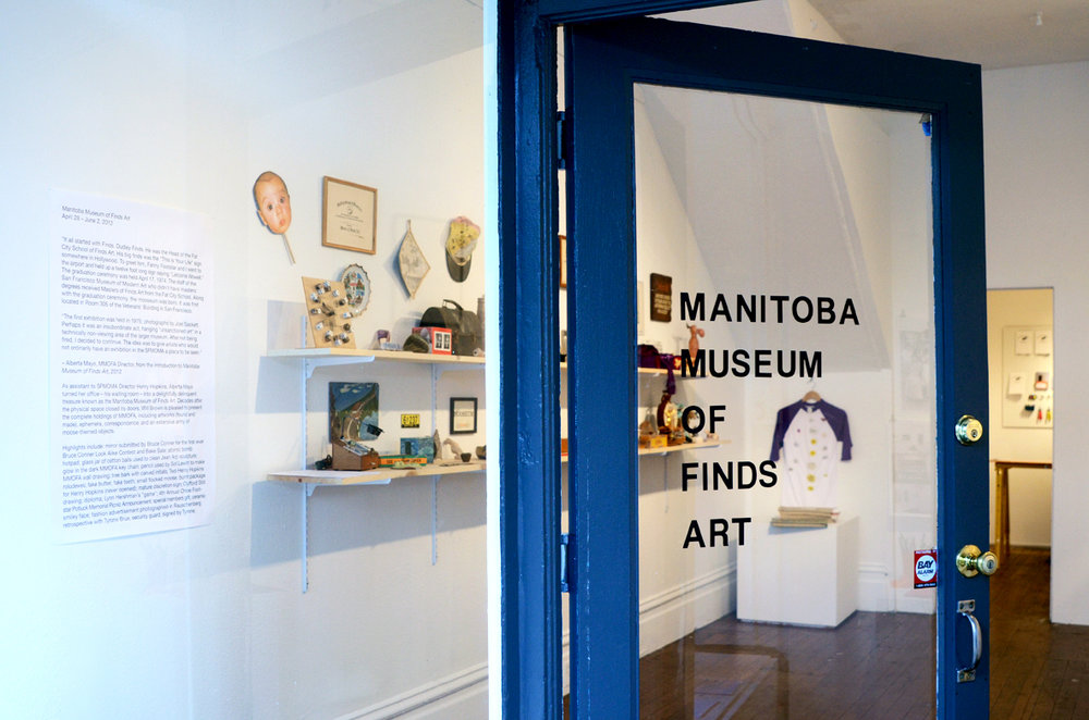 Manitoba Museum of Finds Art