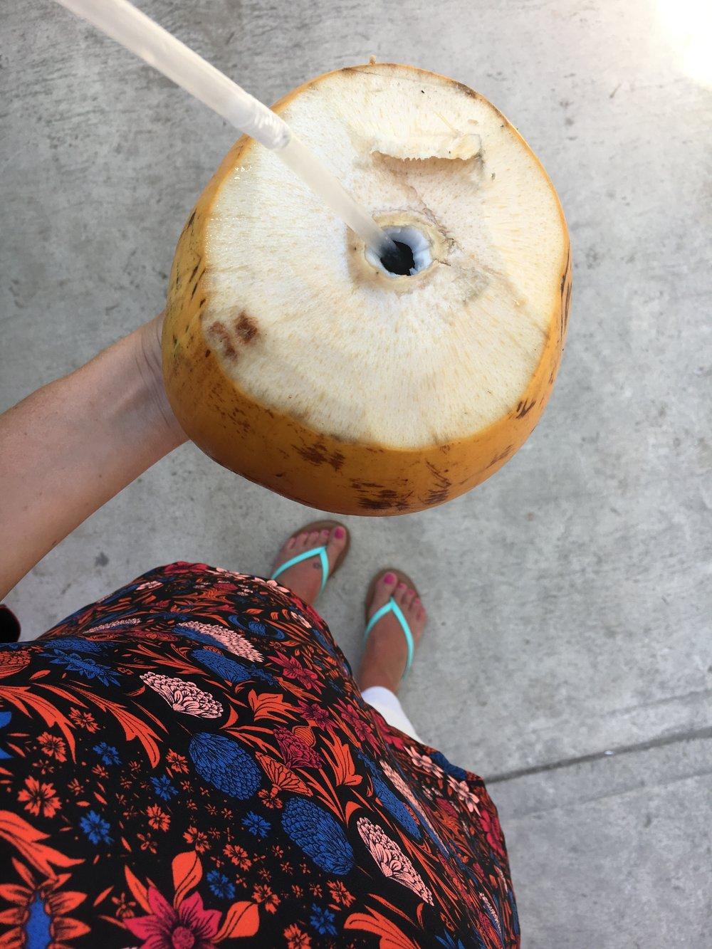 Cocoanut Water