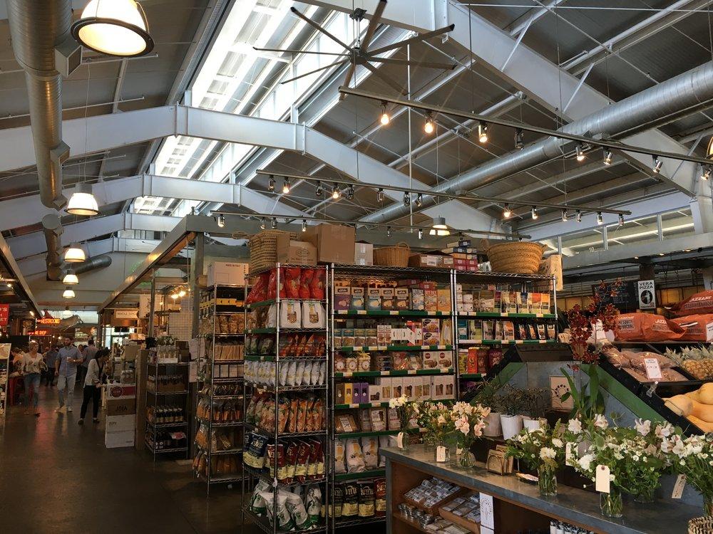 Oxbow Market