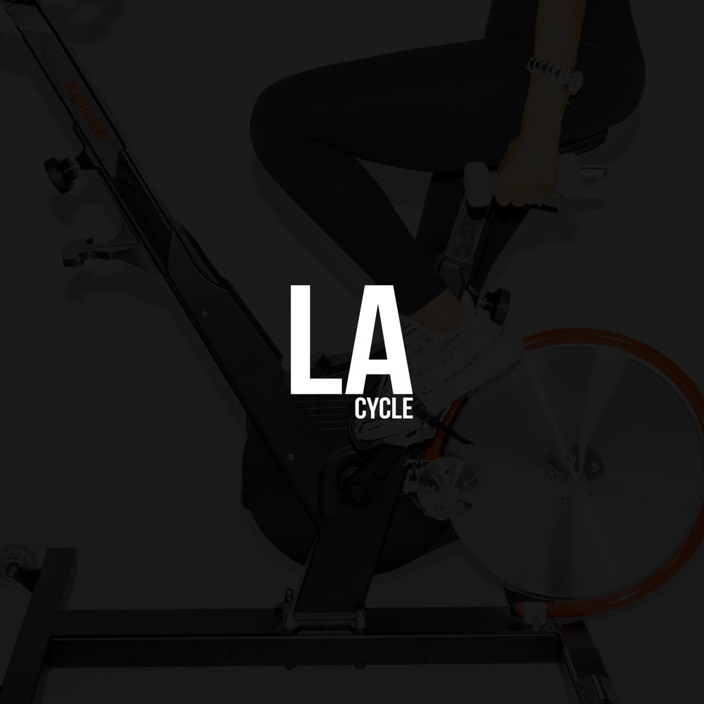 LA CYCLE - Social Media Content Creation, UI Design, Window Graphics, Photography, Logo Design + More.