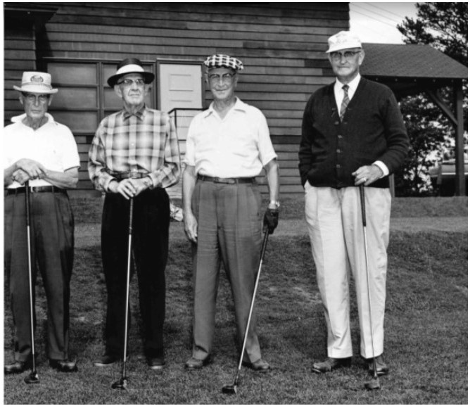 Grand Old Men, 1959