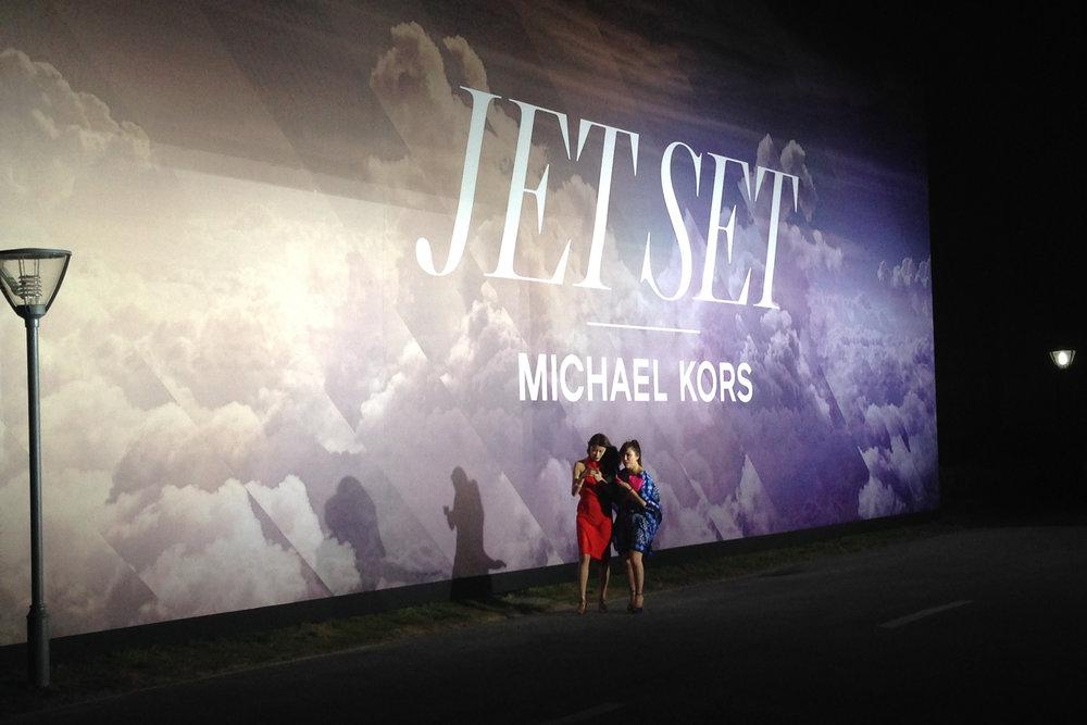 Michael Kors - Shanghai Runway Show