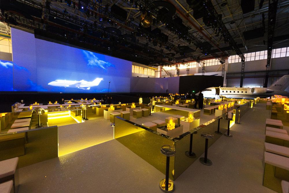 Michael Kors- Shanghai Runway Show