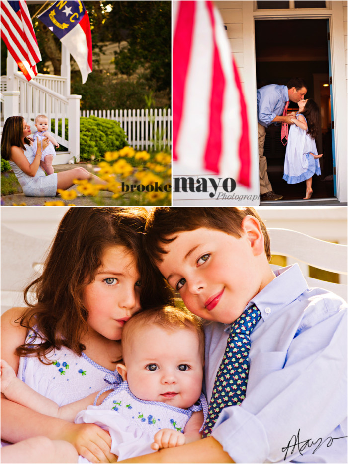Beaufort Family Portraits
