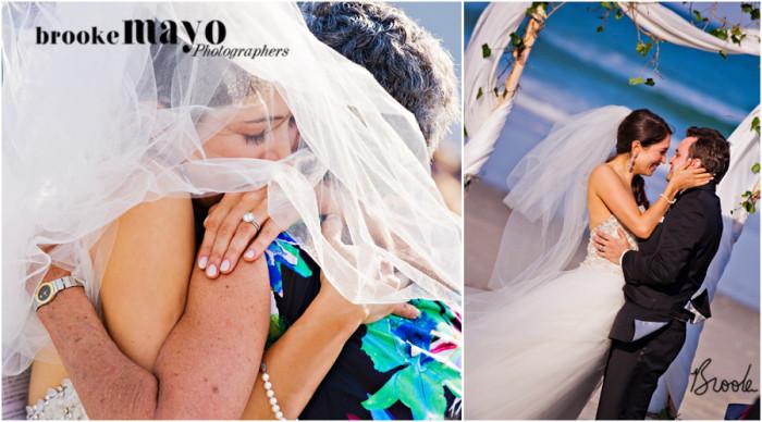outer banks beach wedding