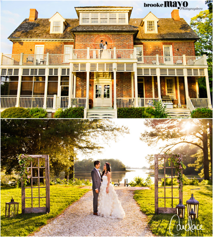 cape charles wedding