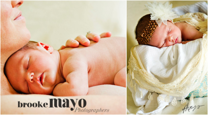 Elizabeth City Newborn Portraits