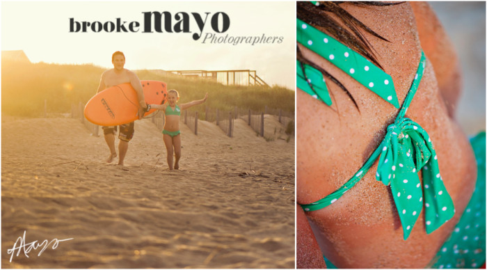 Kill Devil Hills Beach Portraits