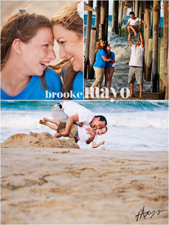 Kitty Hawk Beach Portraits