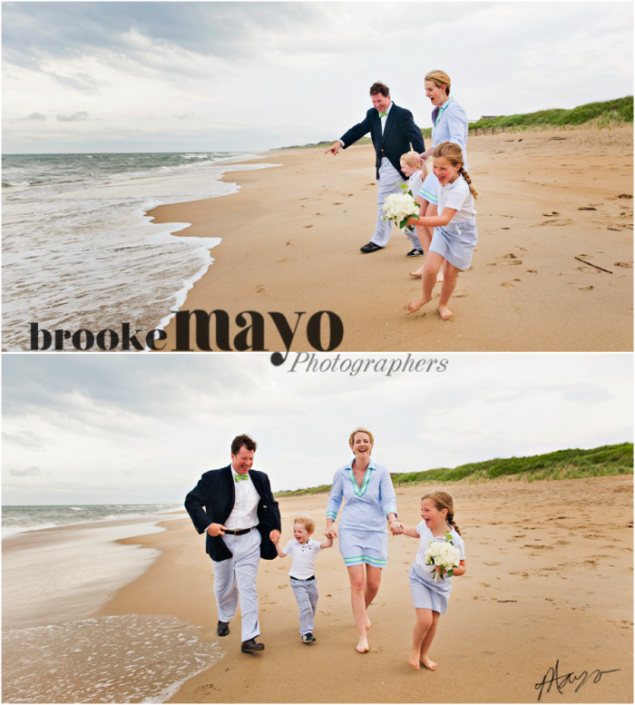 Outer Banks Vow Renewal