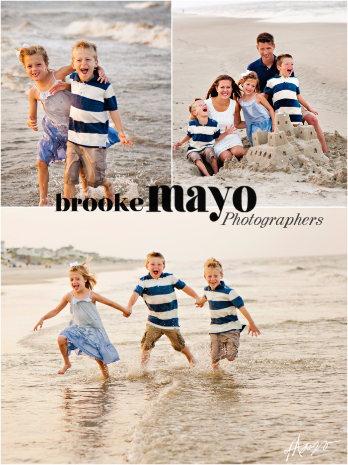 Corolla Beach Portraits